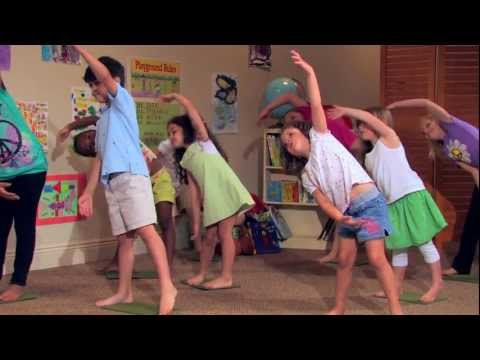 kids yoga video for balance