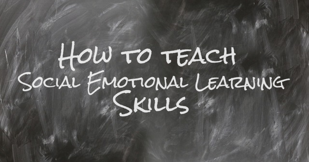 social emotional learning skills